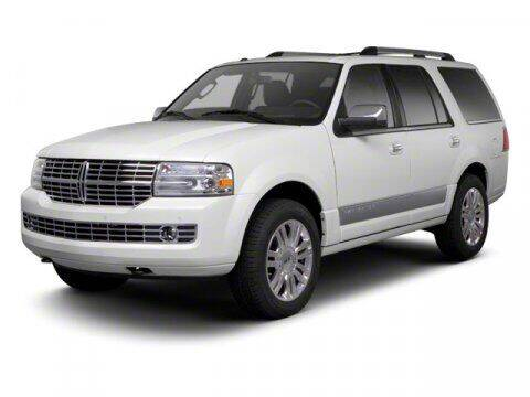 2010 Lincoln Navigator for sale at Griffin Buick GMC in Monroe NC