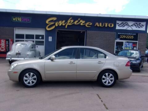 2006 Kia Optima for sale at Empire Auto Sales in Sioux Falls SD