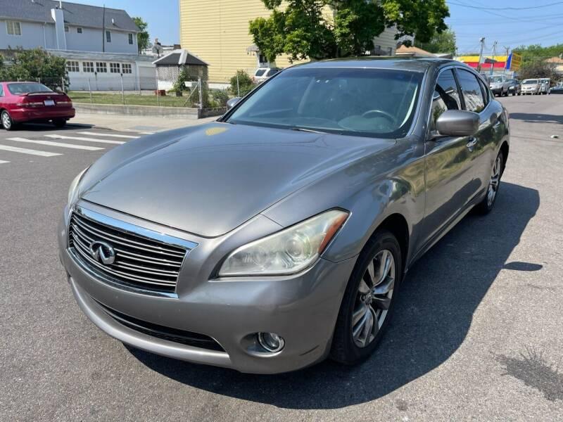 2012 Infiniti M37 for sale at Kapos Auto, Inc. in Ridgewood NY