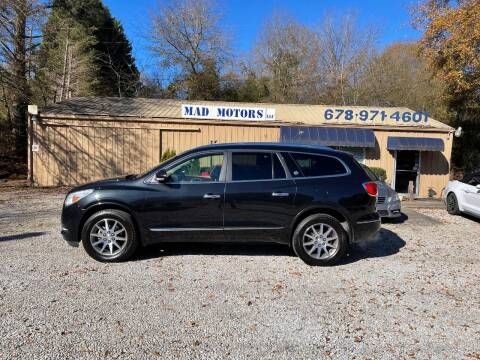 2014 Buick Enclave for sale at Mad Motors LLC in Gainesville GA