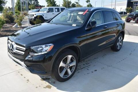 2019 Mercedes-Benz GLC for sale at PHIL SMITH AUTOMOTIVE GROUP - MERCEDES BENZ OF FAYETTEVILLE in Fayetteville NC