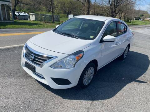 2018 Nissan Versa for sale at THE AUTOMOTIVE CONNECTION in Atkins VA