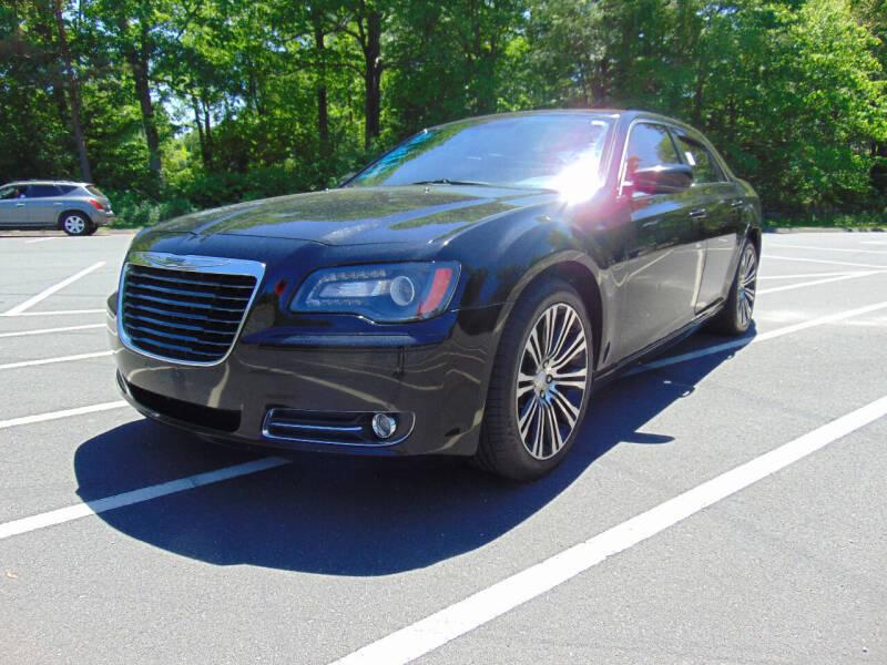 2013 Chrysler 300 for sale at LA Motors in Waterbury CT
