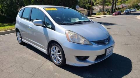 2011 Honda Fit for sale at CAR CITY SALES in La Crescenta CA