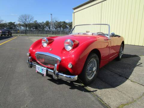 1959 Austin-Healey MK I for sale at LULAY'S CAR CONNECTION in Salem OR