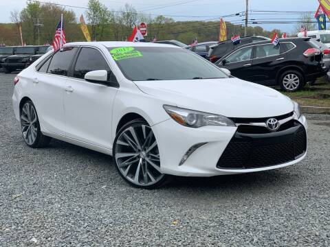 2017 Toyota Camry for sale at A&M Auto Sale in Edgewood MD