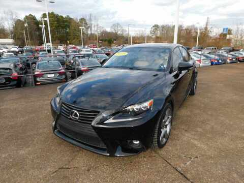 2015 Lexus IS 350 for sale at Paniagua Auto Mall in Dalton GA