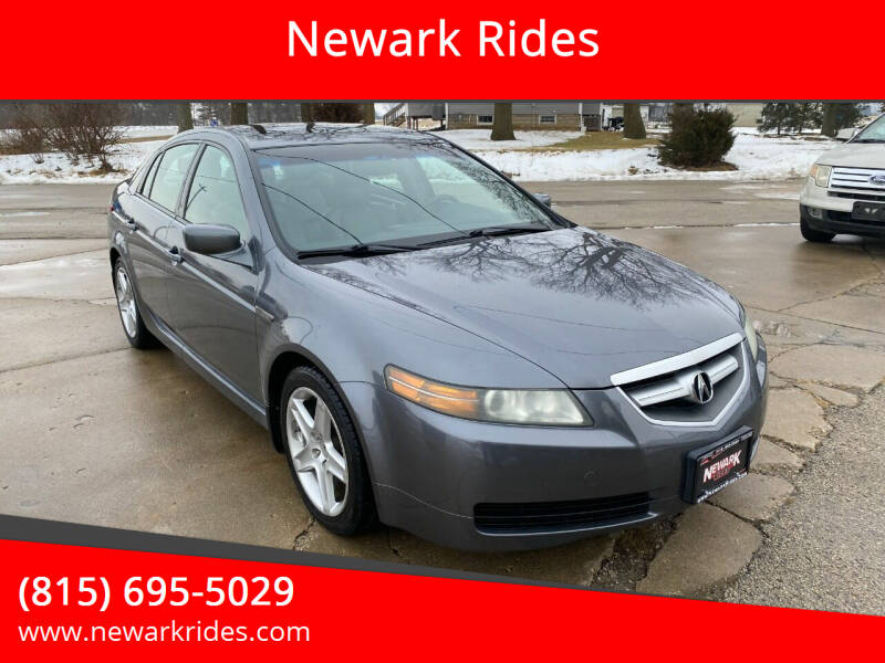 2006 Acura TL for sale at Newark Rides in Newark IL