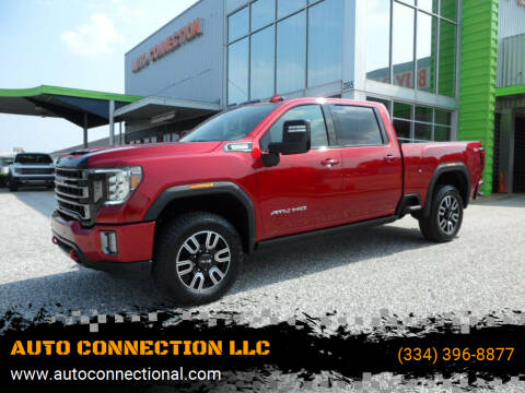 2021 GMC Sierra 2500HD for sale at AUTO CONNECTION LLC in Montgomery AL