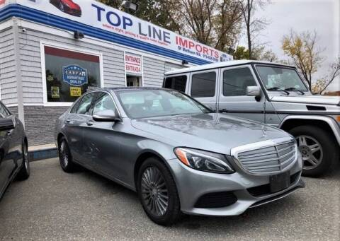 2015 Mercedes-Benz C-Class for sale at Top Line Import of Methuen in Methuen MA