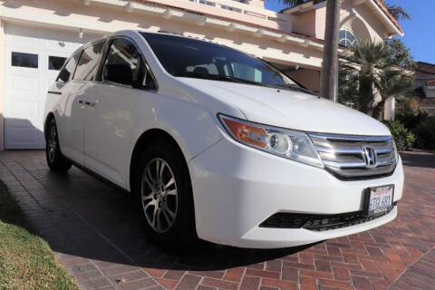 2011 Honda Odyssey for sale at Newport Motor Cars llc in Costa Mesa CA