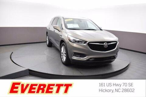 2018 Buick Enclave for sale at Everett Chevrolet Buick GMC in Hickory NC