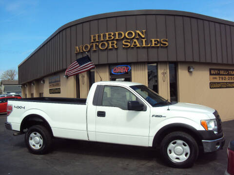 2009 Ford F-150 for sale at Hibdon Motor Sales in Clinton Township MI