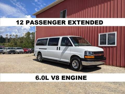 2020 Chevrolet Express Passenger for sale at Windy Hill Auto and Truck Sales in Millersburg OH