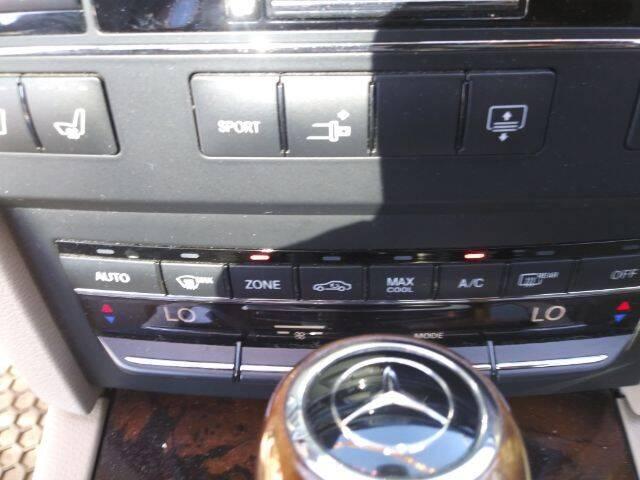 2010 Mercedes-Benz E-Class E 550 2dr Coupe - Montgomery AL