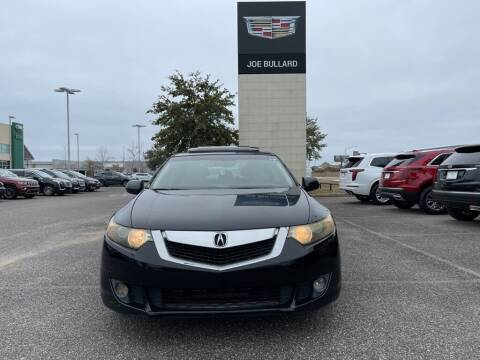 2009 Acura TSX for sale at JOE BULLARD USED CARS in Mobile AL