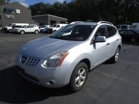 2010 Nissan Rogue for sale at Route 12 Auto Sales in Leominster MA