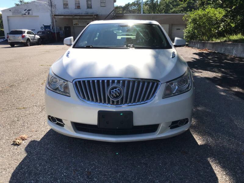 2011 Buick LaCrosse for sale at Worldwide Auto Sales in Fall River MA