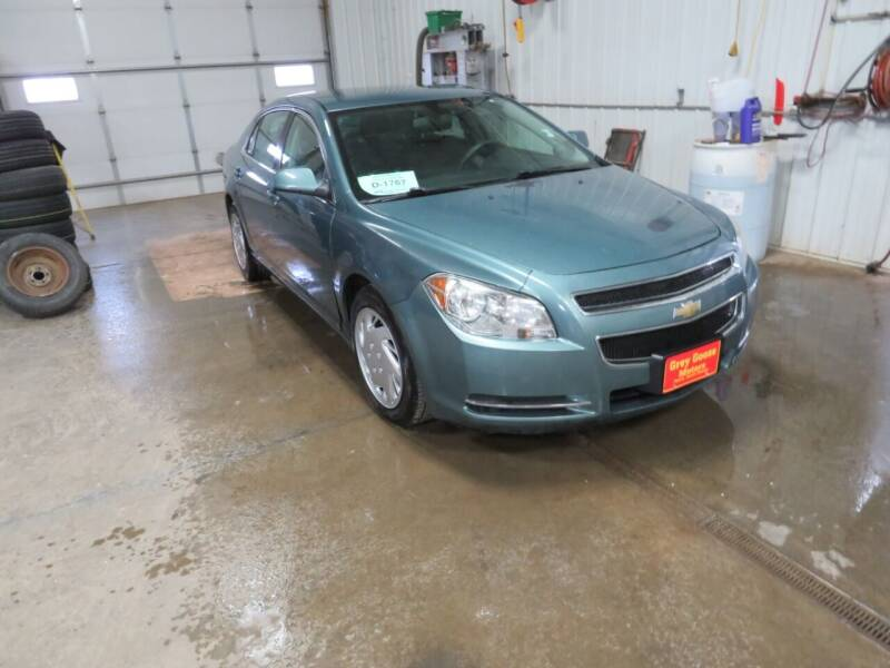 2009 Chevrolet Malibu for sale at Grey Goose Motors in Pierre SD