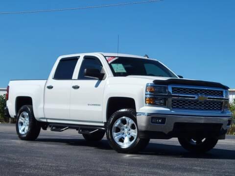 2014 Chevrolet Silverado 1500 for sale at BuyRight Auto in Greensburg IN