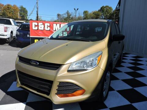 2015 Ford Escape for sale at C & C Motor Co. in Knoxville TN
