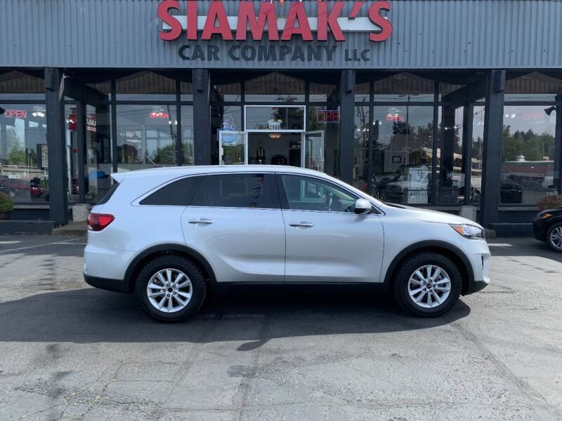 2020 Kia Sorento for sale at Siamak's Car Company llc in Salem OR