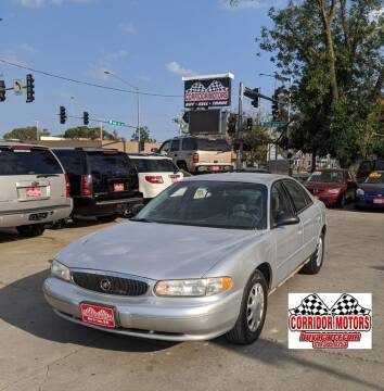 2003 Buick Century for sale at Corridor Motors in Cedar Rapids IA