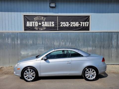 2009 Volkswagen Eos for sale at Austin's Auto Sales in Edgewood WA