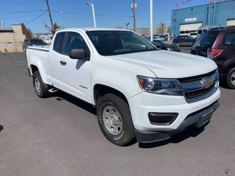 2016 Chevrolet Colorado for sale at Major Car Inc in Murray UT