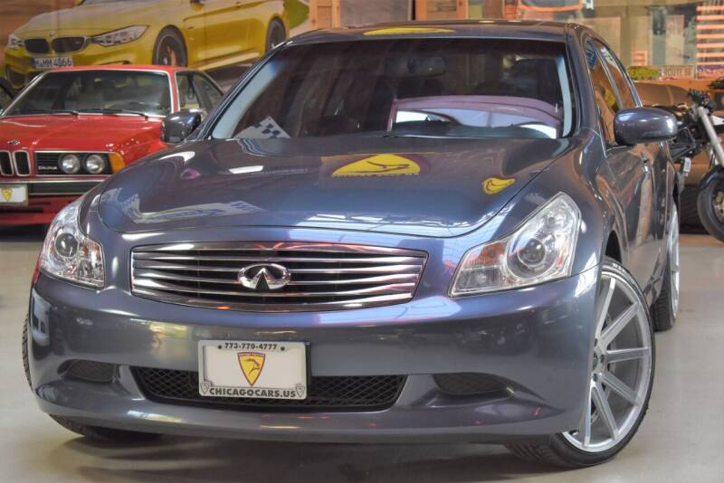 2008 Infiniti G35 for sale at Chicago Cars US in Summit IL