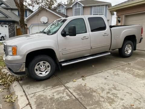 2008 GMC Sierra 2500HD for sale at Canuck Truck in Magrath AB