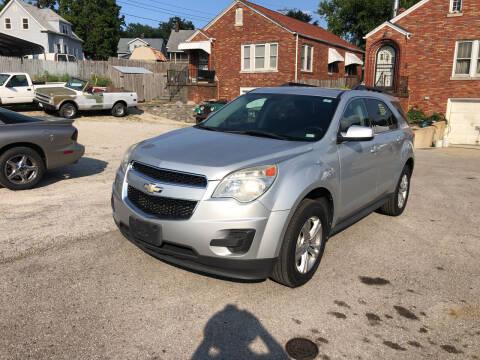 2010 Chevrolet Equinox for sale at Kneezle Auto Sales in Saint Louis MO