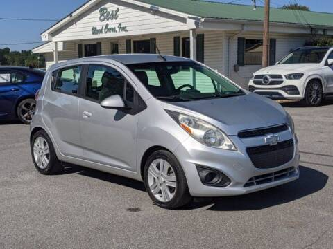 2014 Chevrolet Spark for sale at Best Used Cars Inc in Mount Olive NC