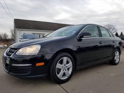 2008 Volkswagen Jetta for sale at CarNation Auto Group in Alliance OH