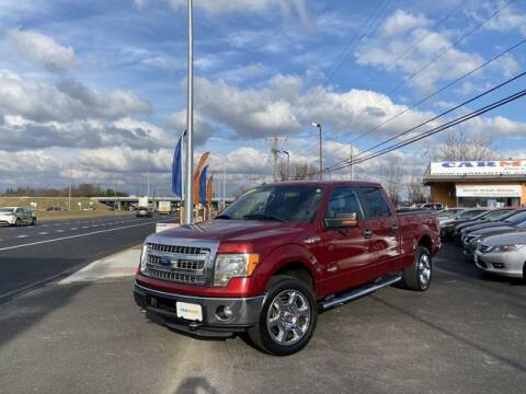 2013 Ford F-150 for sale at CARMART Of New Castle in New Castle DE