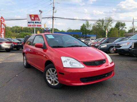 2002 Honda Civic for sale at KB Auto Mall LLC in Akron OH