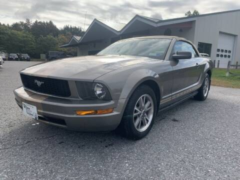 2005 Ford Mustang for sale at Williston Economy Motors in South Burlington VT