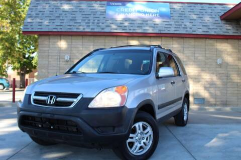 2004 Honda CR-V for sale at ALIC MOTORS in Boise ID