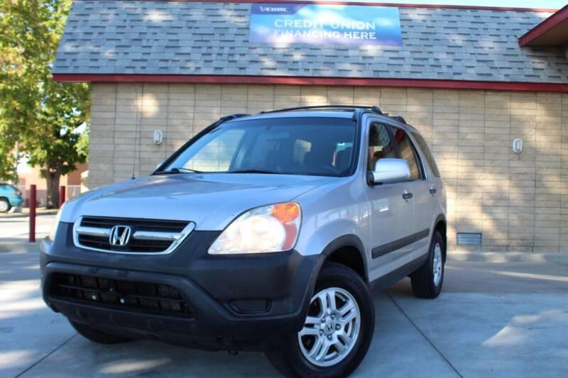 2004 Honda CR-V for sale at ALIC MOTORS in Boise ID
