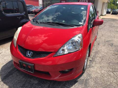 2011 Honda Fit for sale at Best Deal Motors in Saint Charles MO