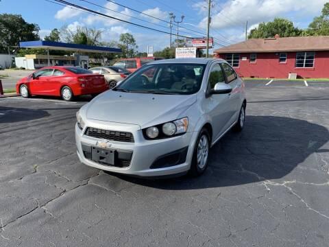 2014 Chevrolet Sonic for sale at Sam's Motor Group in Jacksonville FL