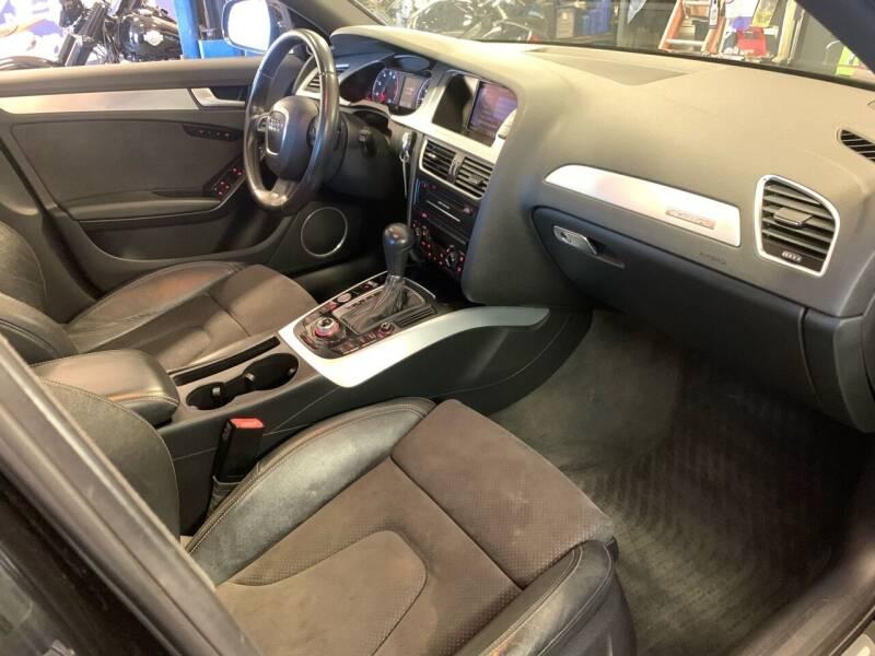 2012 Audi A4 AWD 2.0T quattro Prestige 4dr Sedan 8A - Portland ME