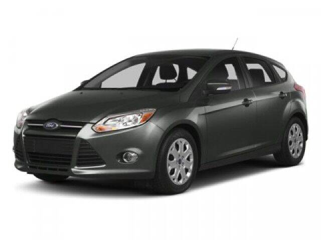 2014 Ford Focus for sale at The Back Lot in Lebanon PA
