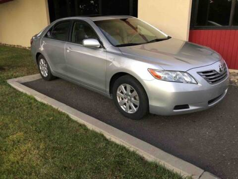 2007 Toyota Camry Hybrid for sale at Higear Motors LLC in Fremont CA
