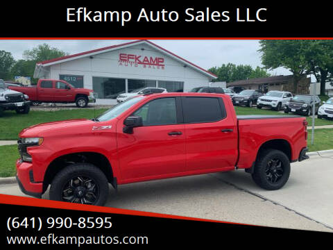 2019 Chevrolet Silverado 1500 for sale at Efkamp Auto Sales LLC in Des Moines IA