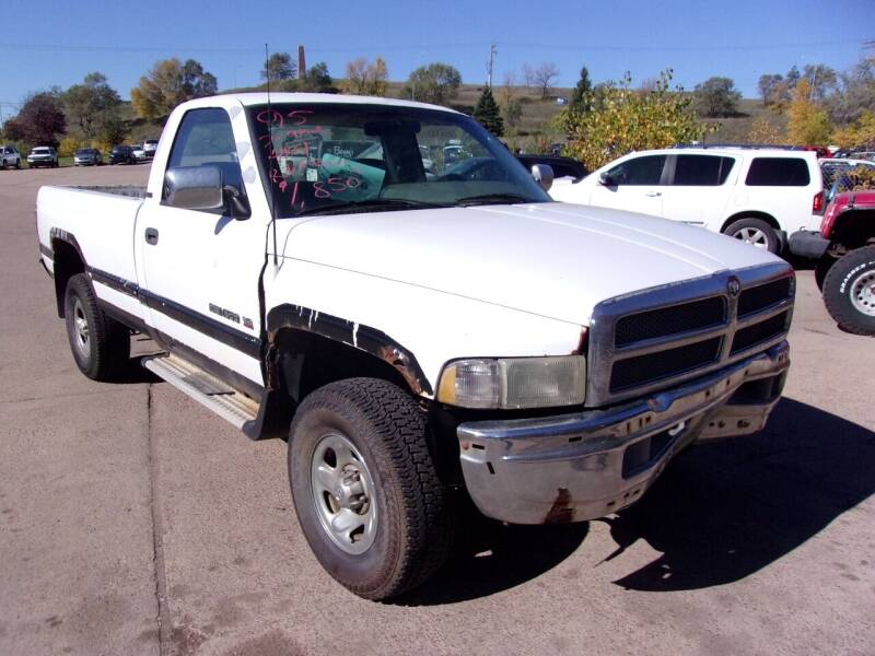 1995 Dodge Ram Pickup 1500 for sale at Barney's Used Cars in Sioux Falls SD