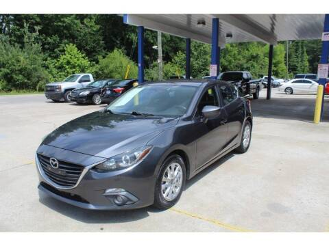 2015 Mazda MAZDA3 i Touring for sale at Inline Auto Sales in Fuquay Varina NC