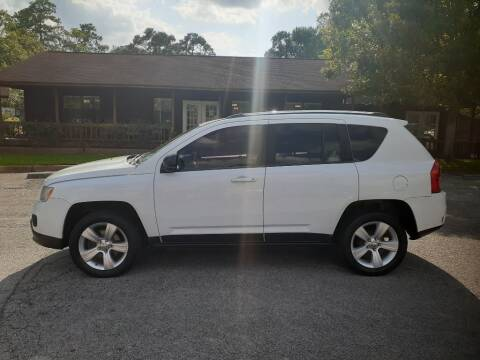 2011 Jeep Compass for sale at Victory Motor Company in Conroe TX