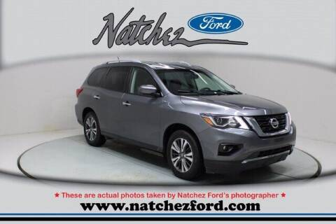 2018 Nissan Pathfinder for sale at Auto Group South - Natchez Ford Lincoln in Natchez MS