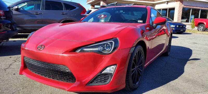 2013 Scion FR-S for sale at Central 1 Auto Brokers in Virginia Beach VA